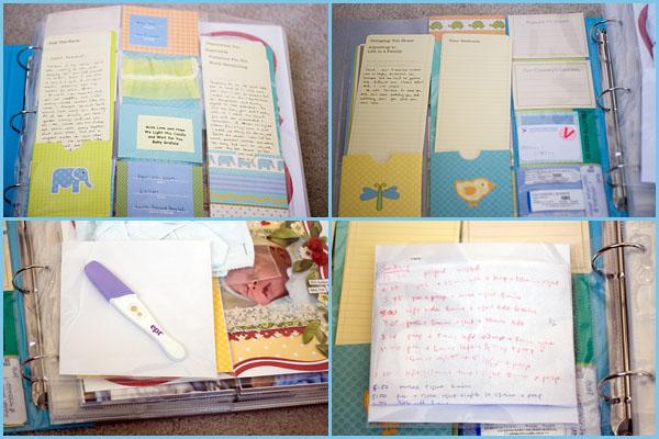 baby photo album book