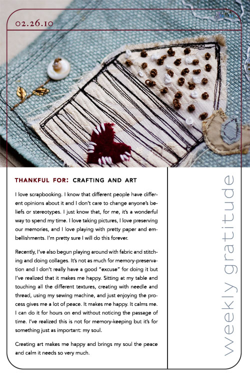 Ka Daily Weekly Crafting